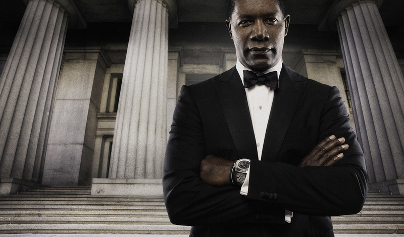 Actor Dennis Haysbert