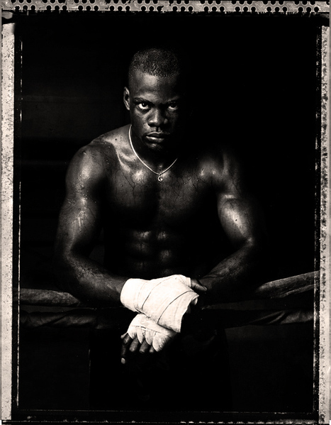 USA Olympic Boxer/Anthony Stewart